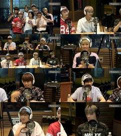 ...作客电台节目 EXO LAY经常请我们吃饭