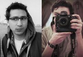 ...方狙击手射杀的26岁的埃及摄影记者艾哈迈德.萨米尔.阿萨姆-埃及26...