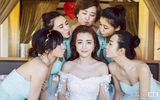 佐佐木明希2018年男人团-包贝尔婚礼柳岩当伴娘遭众男星扔... 伴娘团献吻新娘包文婧.