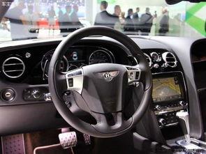 新款宾利欧陆GT 极速超跑新标杆398万特惠