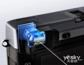 胶片独家的X-Trans CMOS传感器、高规格OLED电子取景器、带内置...