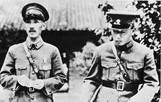 土匪时代-1930年代任西北剿匪总司令的蒋介石和张学良-西安事变新探