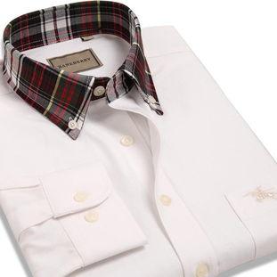 ...领纯棉长袖衬衫10041怎么样,好不好