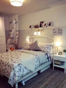 佛山万达的宜家家居体验中心 卧室空间-宜家为消费者改造梦想家活动...
