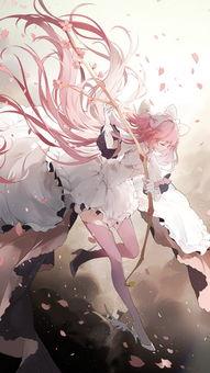 鹿目圆香是动画《魔法少女小圆》中的女主人公,本是普通初中生的小...