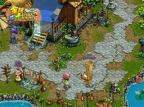 天道奇旅-离开了逍遥村,玩家可以到临近的乌龙村看一看,顺便帮助一下陷入苦...