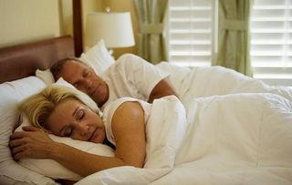 老人睡觉-怎样才能让老人睡得好