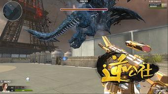 逆战地狱修罗的猎魔挑战体验 尸龙篇