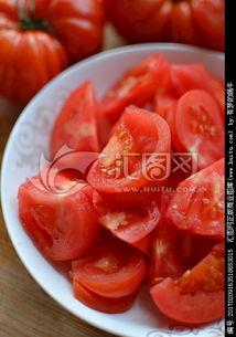 蕃茄豆腐——酸软嫩滑