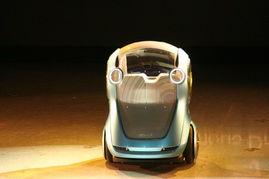 ...用汽车EN V电动联网概念车于上海全球首发
