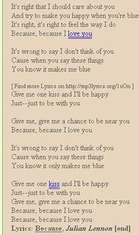 求一首英文歌的歌名 我知道歌词