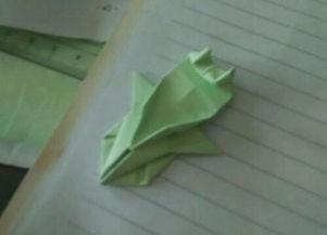 折纸赛车图解图解 怎么折纸赛车