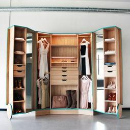 创意整体衣柜