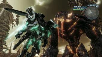 异度之刃 团队推未定名新作 操作人形机甲