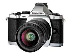 向老相机致敬 奥林巴斯推出复古高端微单相机E M5