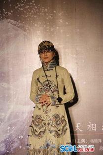 舞剧《孔雀之冬》表现生命的衰老、死亡和重生,对于年近60的杨丽萍...