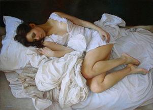 ...所收藏.对不同人体油画有着不同的艺术表现方式,在不同的绘画...