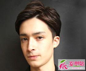 男生无刘海短发发型 男生刘海发型设计