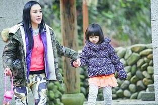 钟丽缇小女儿Cayla综艺 首秀 林志颖儿子鼓励