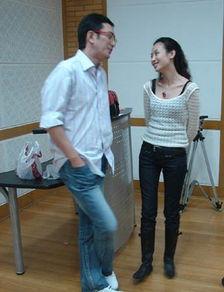 和21岁的长春姑娘石洋子   年龄差距21岁   又一个大陆姑娘嫁港台明星...