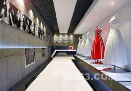 长春星工厂婚纱摄影机构空间设计