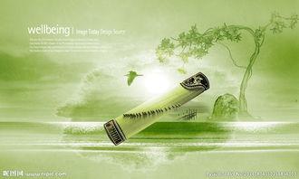 中国风音乐背景图片