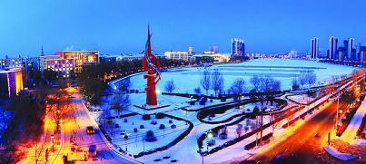 ...秀城以城为荣 齐齐哈尔沿江沿湖景观提升品位