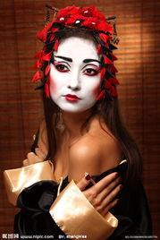 日本女人高清图片