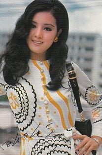 图集60年代香港绝色女星 绝代佳人多红颜薄命