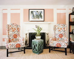 家居配色 让家更温馨的简单方法
