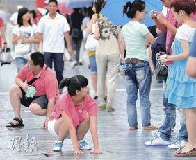 香港偷拍走光事件趋增 旅游热点遭殃
