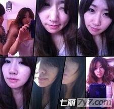 杜海涛的神秘女朋友曝光 不仅自恋还特爱耍萌 11