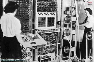 ...为二战时期参与拦截德国加密无线电讯息的巨像电脑,由Alan ...