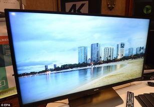 ...ki公司推出的40英寸4K超高清显示器.国际消费电子展将在2015年...