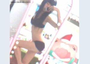 香港15岁少女卧室内自拍不雅照外泄