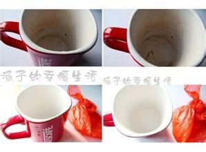怎样去除茶具上顽固茶渍