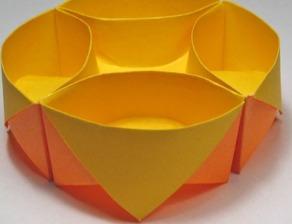 怎么折简单的纸盒子?