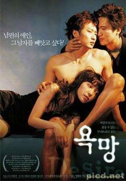 激情暧昧 韩国情色电影海报欣赏 5