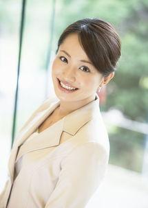 自信笑容的商务女性图片素材 图片ID 81483 商务人士 人物图片