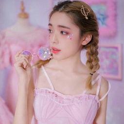 粉红少女心萌萌哒头像大全 青春甜美气质女生萌头像可爱