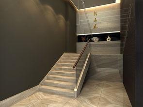 楼梯间 – 设计本装修效果图