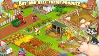 全民农场如何快速赚金币