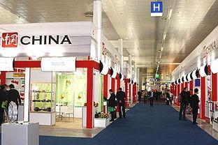 高端大气上档次的中国展区-德国汉诺威农机展盛大开幕