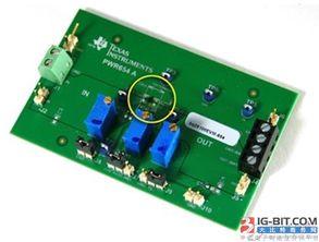 图2:bq25100EVM-关于输入电压动态电源管理