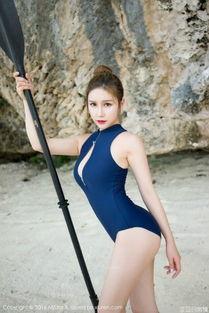 ...女神于姬大尺度连体泳衣写真图片 美女图片 QQ公馆