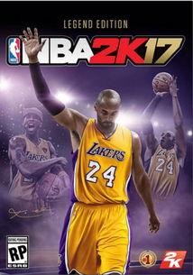 ▲Kobe登NBA 2K17封面人物.(图/翻摄自2K Sports)-致敬永远的黑...